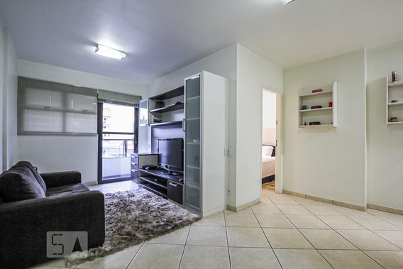 Apartamento Para Aluguel - Cambuí, 1 Quarto, 50 - 893050682