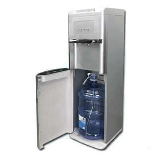 Dispensador Agua C/ Compresor, Caliente/ Frió ( Bidon Abajo)