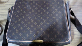2b2f69152 Morrales Hombre Louis Vuitton - Ropa y Accesorios en Mercado Libre ...