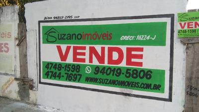 Terreno Em Bairro De Alto Padrão - Jd Realce Suzano/sp