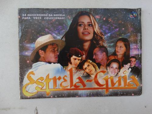 Álbum Estrela Guia! Faltando 19 Figuras De 54! 2001!