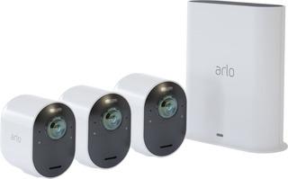 Camara Arlo Ultra + 4k Sistema De Seguridad Vms5340