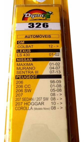 Par De Palhetas Original Dyna Toyota Corolla 2009 A 2014