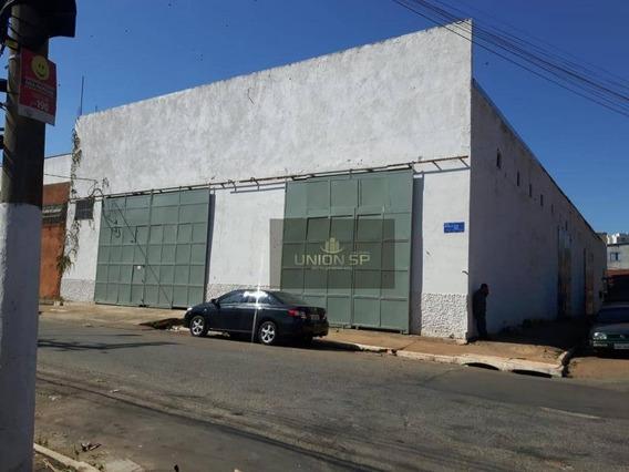 Galpão Para Alugar, 1120 M² Por R$ 15.000,00 - Vila Leopoldina - São Paulo/sp - Ga0200