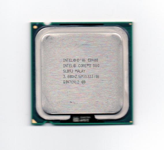Processador Intel Core 2 Duo E8400 3.00hz Fsb 1333 Lga 775