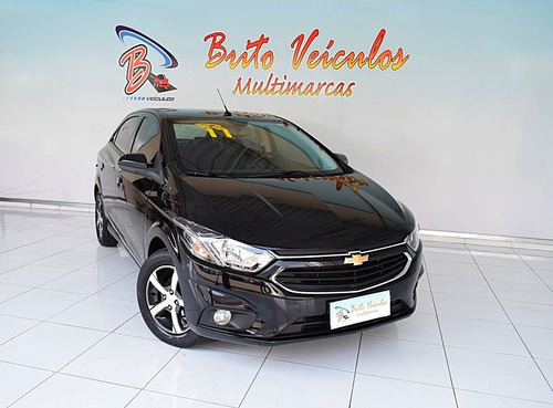Chevrolet Onix 1.4 Mpfi Ltz 8v Flex 4p Manual 2017