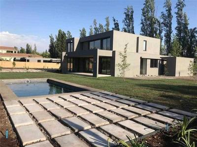 Casa El Algarrobal Ii Nueva 4d