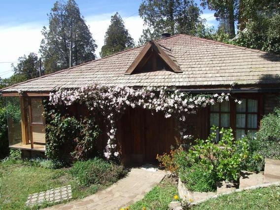Bariloche-cabaña Vista Al Lago-max. 4 Pers-desde $2.700/dia
