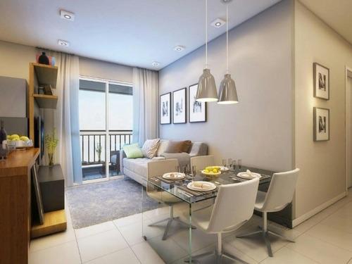 Imagem 1 de 4 de Apartamento Com 3 Dormitórios À Venda, 109 M² Por R$ 731.400,00 - Vila São Vicente - São Paulo/sp - Ap0500 - 67733635
