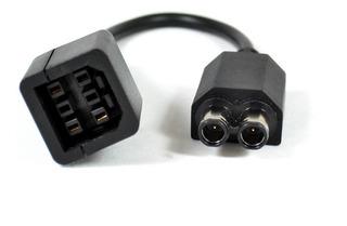 Adaptador Convertidor De Cable De Poder Xbox 360 A 360 Slim