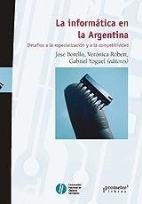 La Informática En La Argentina José Borello (pr)