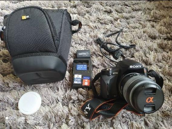 Câmera Fotográfica Sony Alpha A230