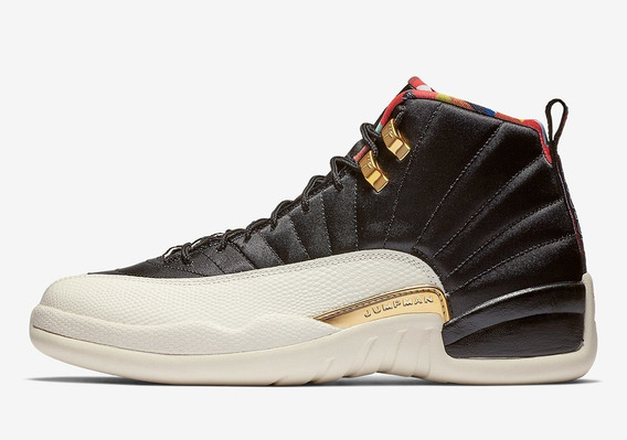 Air Jordan 12 Retro Cny (chinese New Year) 2019
