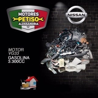 Motores Nissan