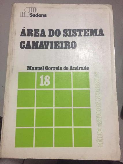 Livro Área Do Sistema Canavieiro Série Estudos Regionais 18