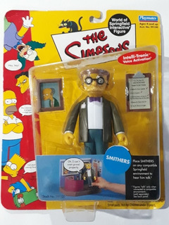 The Simpsons Playmates Smithers Serie 2