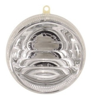 Lente Pisca Cristal Intruder 125 Gvs