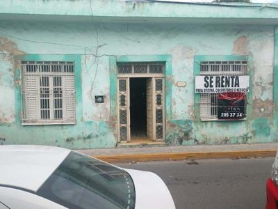 (crm-4184-2838) Casa En Renta Ideal Para Oficinas En Campeche