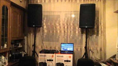 Alquiler De Equipo De Sonido Profesional Y Dj