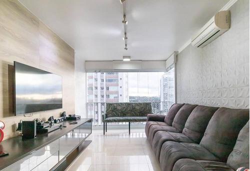 Imagem 1 de 15 de Apartamento Moderno À Venda Em Pinheiros Com 3 Quartos E 1 Vaga - Ap31080
