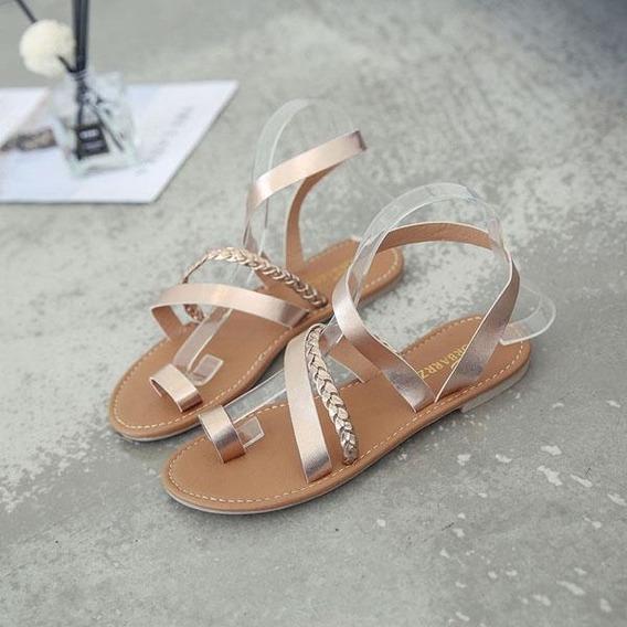 Sandalias De Mujeres Zapatos De Verano 2019 Moda Sandalias P