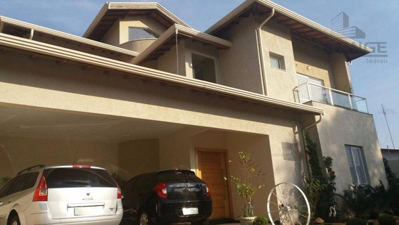 Casa Com 3 Dormitórios À Venda, 260 M² Por R$ 1.200.000 - Cidade Universitária - Campinas/sp - Ca11309
