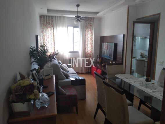 Apartamento À Venda 2 Quartos Com 1 Vaga De Garagem, No Barreto - Ap00722 - 34938613