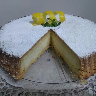 Tarta De Ricota!! 28 Cm (12 A 15 Porciones)