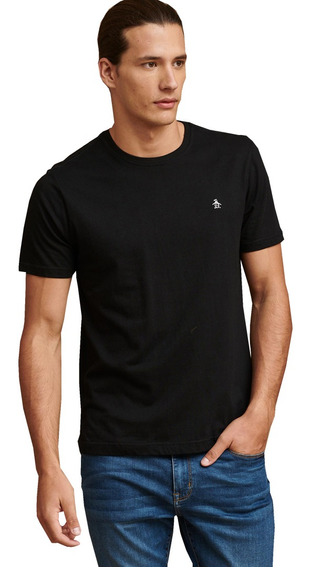 Remera Penguin Ss Basic Crew Neck Tee 0cnht284001 Hombre} 0c