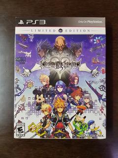 Se Vende Kingdom Hearts Hd 2.5 Remix Edición Limitada