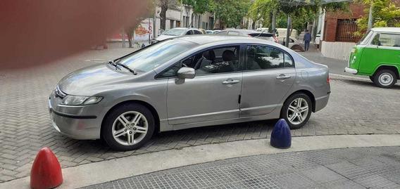 Honda Civic 2007 Automatico ¡¡ Nuevo!! Permutas Faciidades-