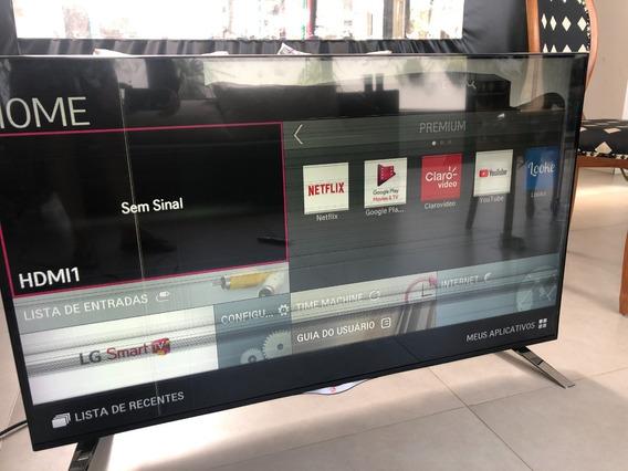 Tv LG 49ub8300 (defeito)