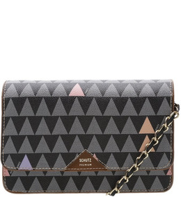 Crossbody 4 Girls Triangle. Bolsa Schutz Original.