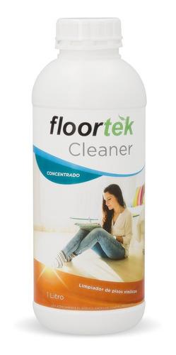 Imagen 1 de 3 de Limpiador Floortek Cleaner Pisos Vinilicos 1 Lt