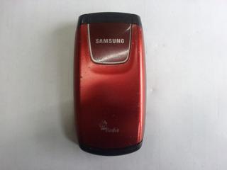 Celular Samsung Sgh-c276l 1,5¨ Com Defeito - 14246