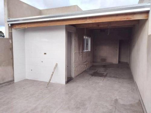 Imagem 1 de 20 de Cobertura Com 2 Dormitórios À Venda, 106 M² Por R$ 390.000,00 - Jardim Santo Alberto - Santo André/sp - Co4518