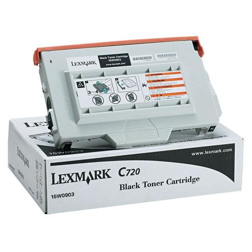 Cart Lexmark 15w0903 Negro P/imp C-720 (cailx0903)