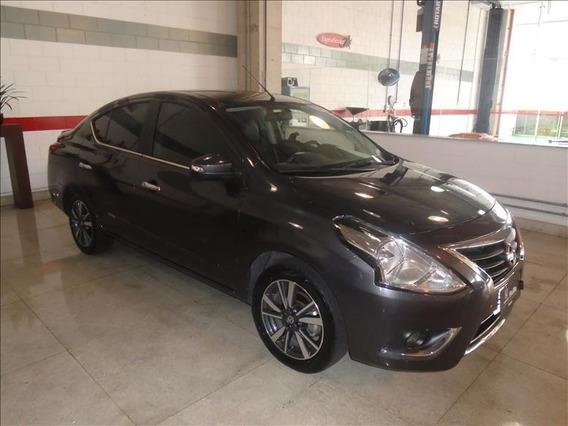 Nissan Versa Versa 1.6 16v Unique 4p Xtronic