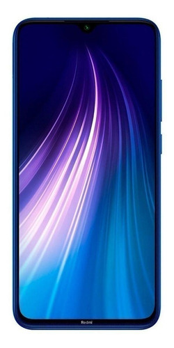 Imagen 1 de 5 de Xiaomi Redmi Note 8 Dual SIM 64 GB neptune blue 4 GB RAM