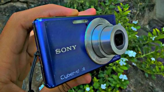 Câmera Sony Semi Profissional Wx50 14.1 Mp Lentes Carl Zeiss