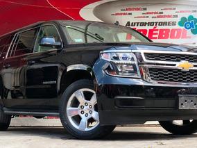 Chevrolet Suburban 5.3 Lt Piel 2015 Factura Original