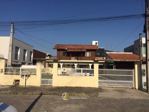 Imagem 1 de 15 de Casa 04 Dormitórios, 04 Vagas Em Porto Belo! - Ca0096-1