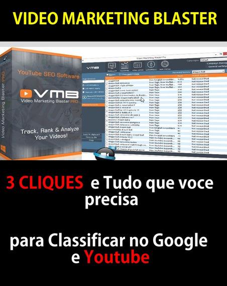 Video Marketing Blaster Software
