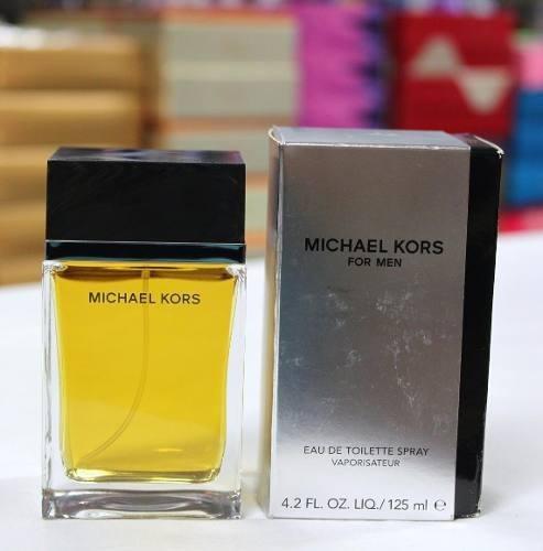 Michael Kors For Men Edt 125ml Original Lacrado