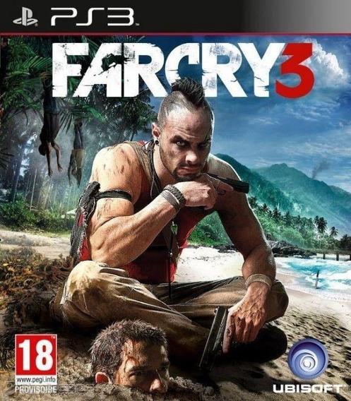Far Cry 3 Ps3 - Midia Digital