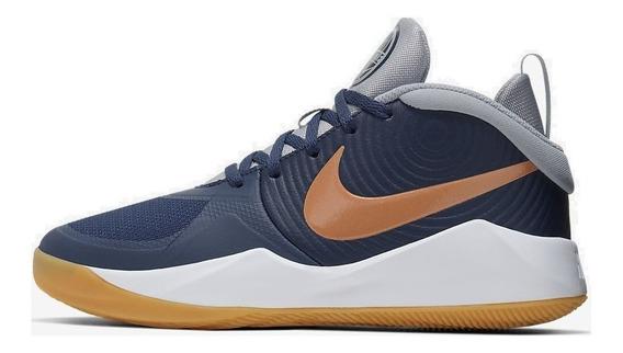 Tenis Nike Hustle Basket Originales Envío Inmediato