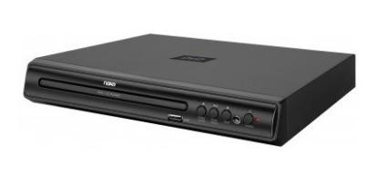 Reproductor Dvd Compacto Naxa Con Usb