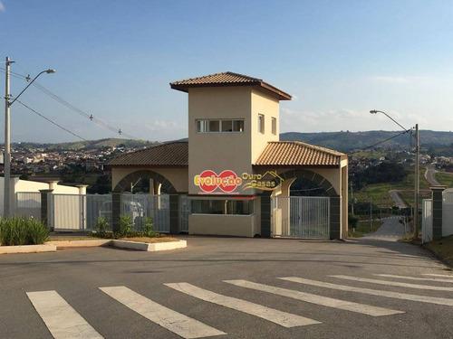 Imagem 1 de 9 de Terreno - Condomínio Piu Verdo - Te3117