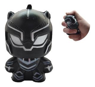 Squishy Pantera Negra Juguete Avengers Anti Estrés C/ Aroma