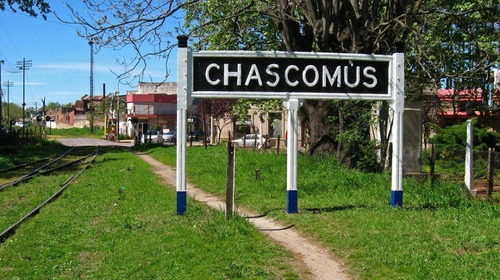 Imagen 1 de 4 de Dueña Vende Chascomus Casa Nueva Construccion - Con Oficina-